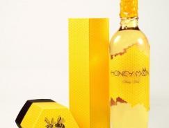 26款国外创意酒包装设计欣赏