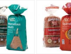 Silverhills面包包装袋设计