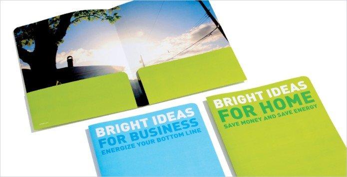 加拿大能源公司BCHydro视觉形象设计