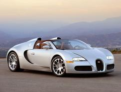 顶级超跑BugattiVeyron