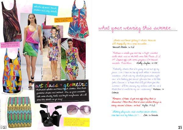 国外杂志现代时尚版式设计欣赏(2)