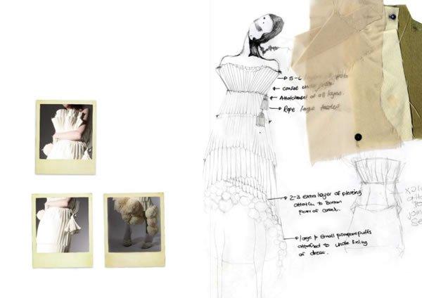 时尚杂志排版设计欣赏_文字排版设计欣赏