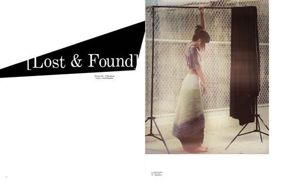 国外杂志现代时尚版式设计欣赏(6)