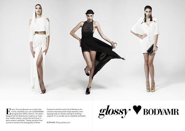 国外杂志现代时尚版式设计欣赏(8)