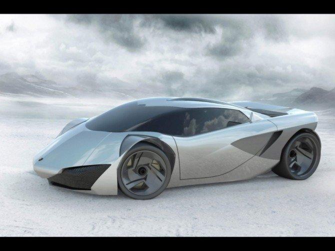10款超漂亮概念跑车欣赏