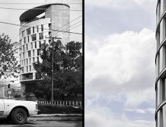 建筑设计欣赏:墨西哥habita酒店