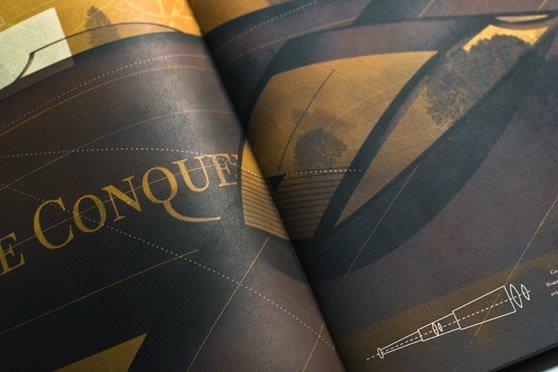 国外创意画册设计欣赏