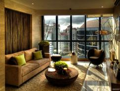 26个漂亮的国外客厅设计欣赏