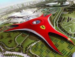 阿布扎比法拉利主题公园FerrariWorldAbu&