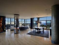 Smith设计的顶层豪华套房室内