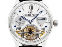 完美的艺术品:漂亮的奢华手表欣赏