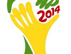 2014年巴西世界杯会徽公布