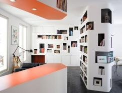 完美的空间利用:60平米公寓