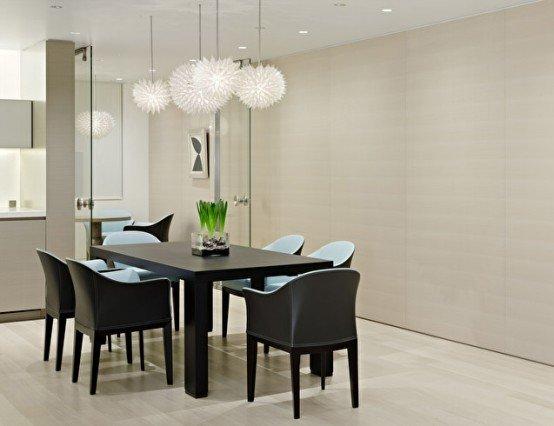 温馨、极简的公寓室内设计欣赏