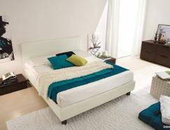 17个非常漂亮的现代风格卧室设计