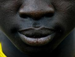 来自非洲的真实影�L像