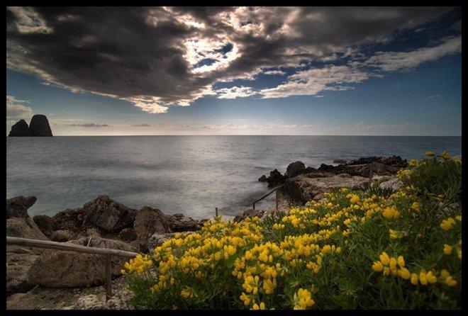 纯净的天空和海水:AlessandroCatuogno风光摄影