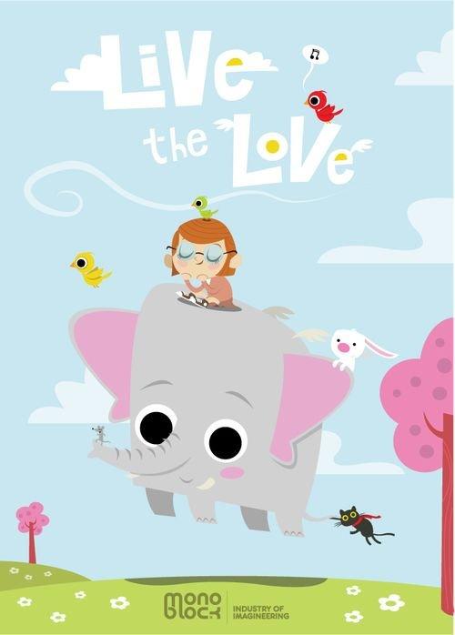 40个可爱动物矢量插画欣赏(4)