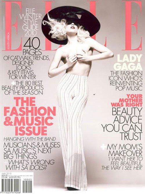国外时尚生活类杂志封面设计欣赏