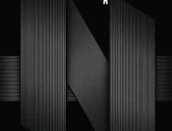 33款黑色调艺术海报