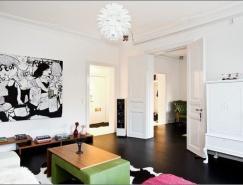 来自瑞典的『一套安逸、舒适的家