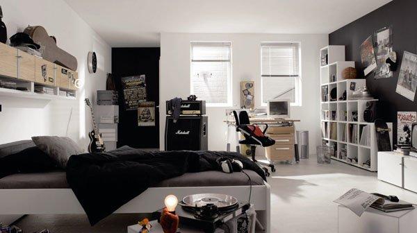 25个男生房间装修设计