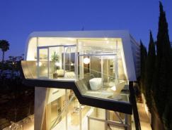 时尚现代的Skywave住宅设计