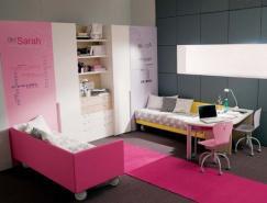 13个超酷女孩房间设计