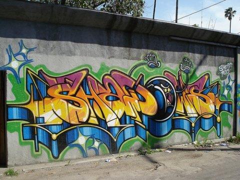 30个漂亮的街头涂鸦艺术作品(2) - 设计之家