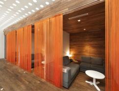 墨西哥城机场贵宾室设计欣赏