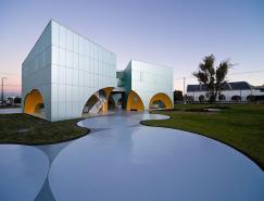 建筑欣赏:墨西哥Nestle研究实