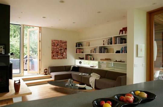 波特兰Hoke住宅设计