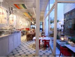 Mooi餐廳品牌形象設計