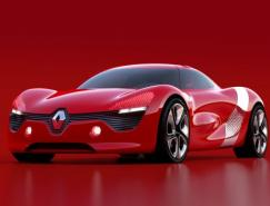 RenaultDezir概念电动跑车