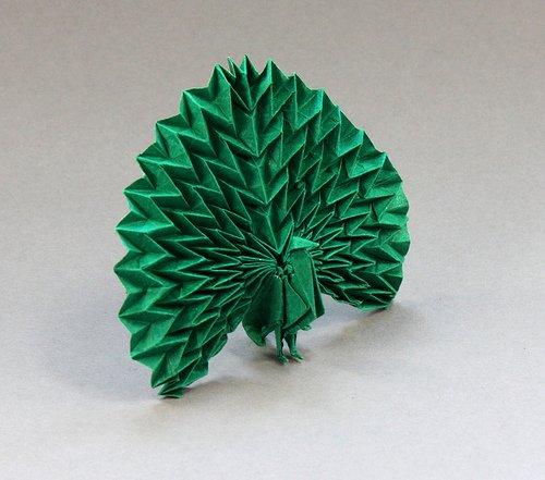 动物折纸 蛇步骤