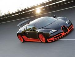 速度之王:BugattiVeyr