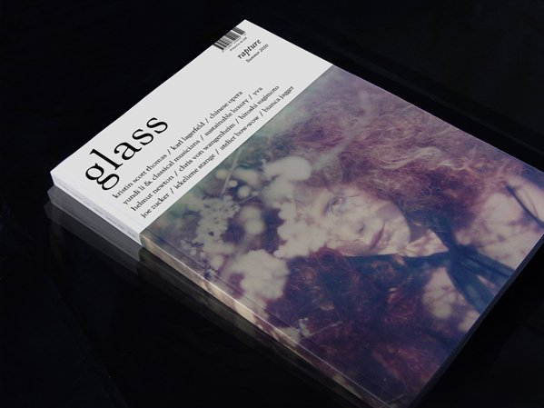 Glass杂志版式设计欣赏