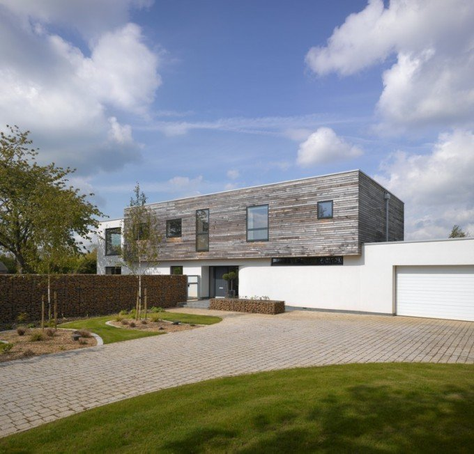 英国Meadowview住宅设计