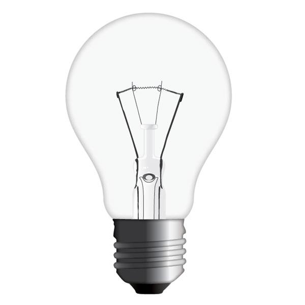 灯泡简笔画 步骤