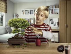 為了孩子,不加糖:Colunlight飲料廣告