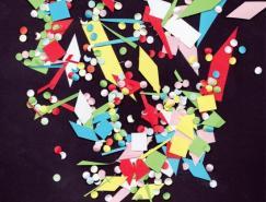 Fedrigoni纸品公司创意海报设计