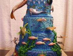 50个创意蛋糕设计