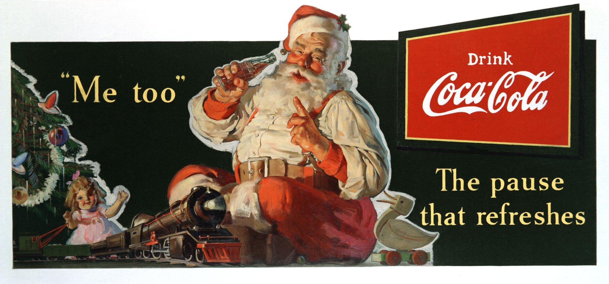 可口可乐创意海报和广告设计(3)图片