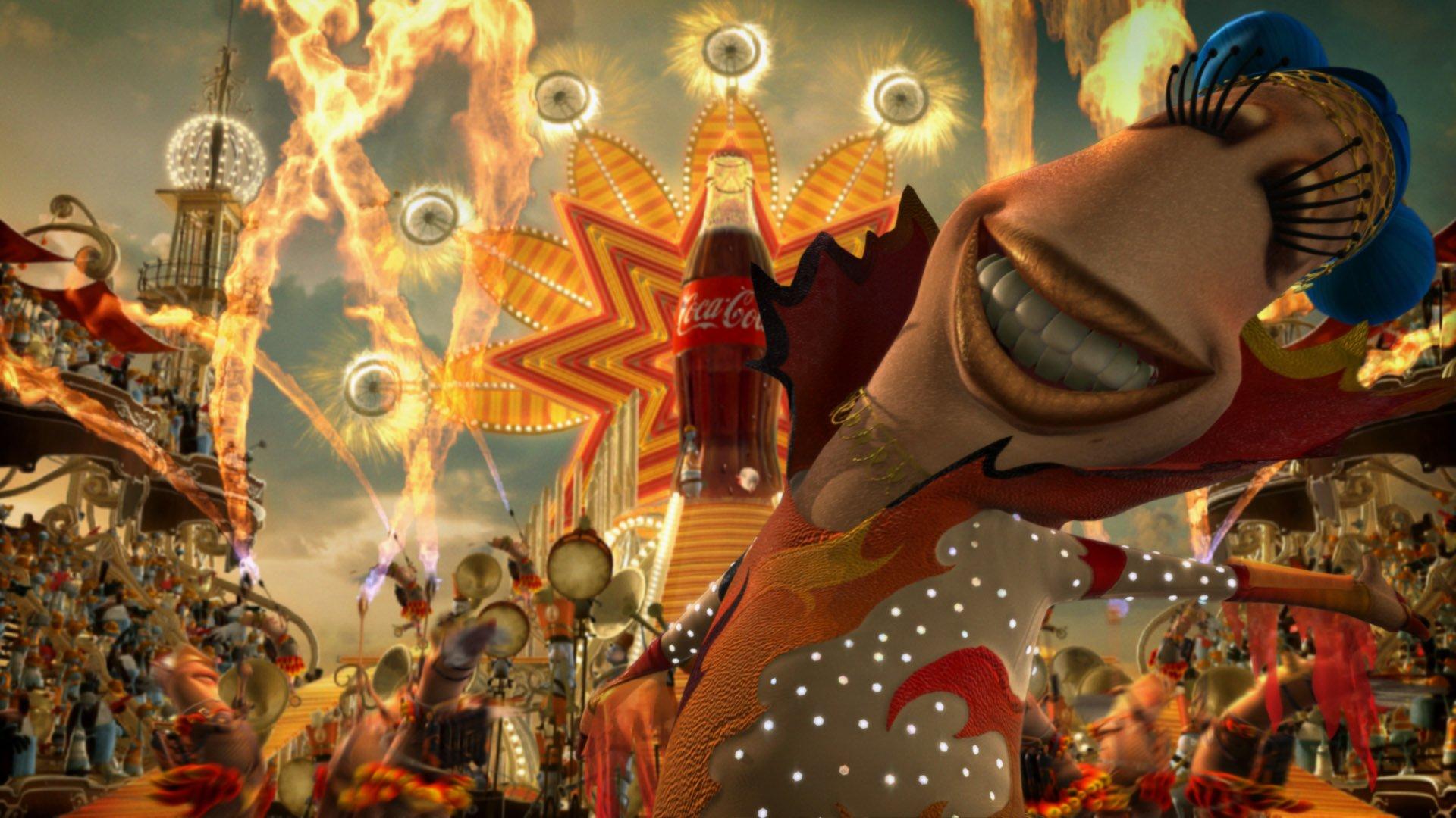 可口可乐创意海报和广告设计(4)图片