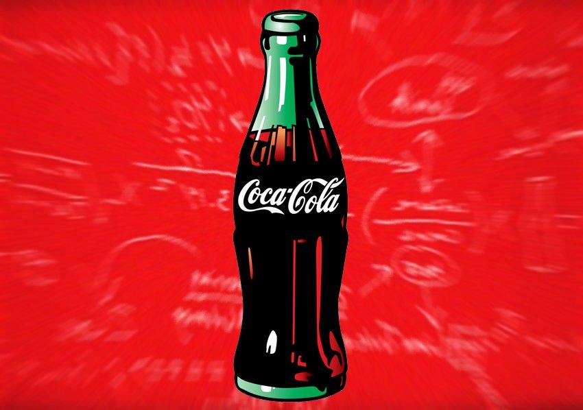 可口可乐创意海报和广告设计(6)图片