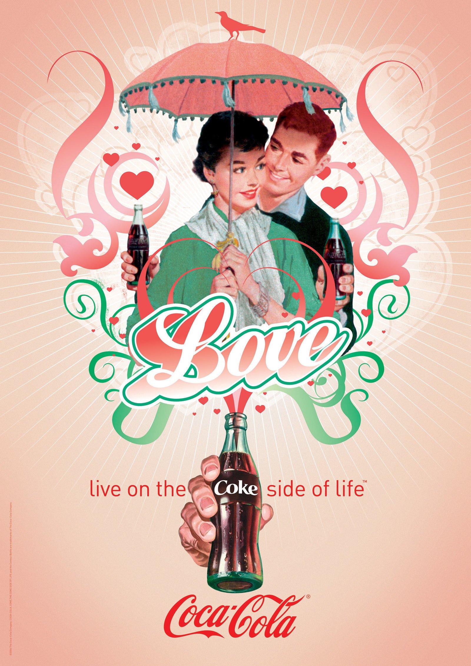 可口可乐创意海报和广告设计(7)图片