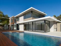 現代海景別墅EvansHouse設計