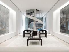 10款超酷的螺旋楼梯设计