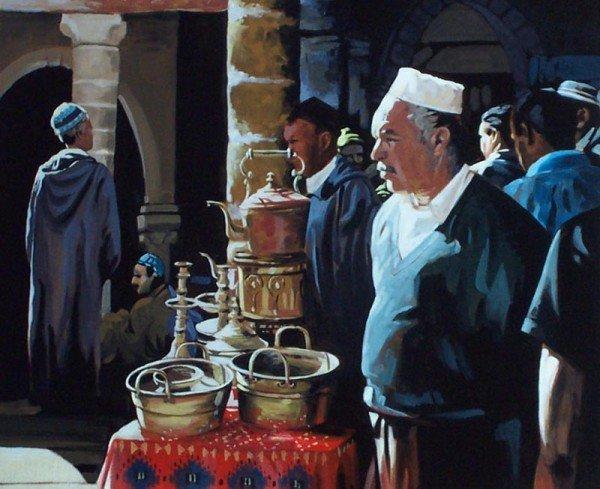 法国画家Duytter作品欣赏