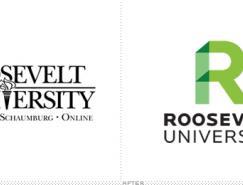 罗斯福大学(RooseveltUniversity)标识更新